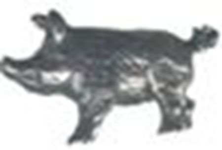 Picture of A1007  Pig Figurine