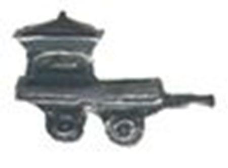 Picture of A1024  Caboose Figurine
