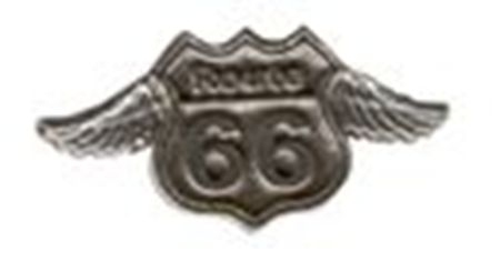 Picture of B2006   Route 66 Pin